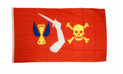 Flagge Pirat Christopher Moody
