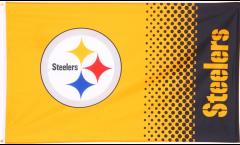 Flagge Pittsburgh Steelers Fan