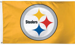 Flagge NFL Pittsburgh Steelers Gold - 90 x 150 cm