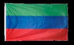 Flagge Russland Dagestan