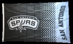 Flagge San Antonio Spurs
