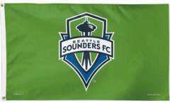Flagge Seattle Sounders