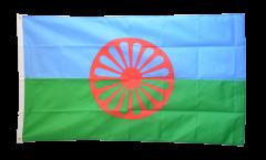 Flagge Sinti und Roma - 90 x 150 cm