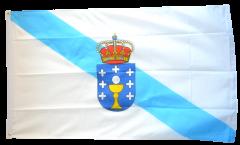 Flagge Spanien Galicien - 90 x 150 cm