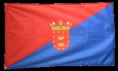 Flagge Spanien Lanzarote