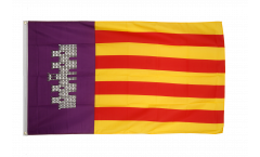 Flagge Spanien Mallorca - 90 x 150 cm
