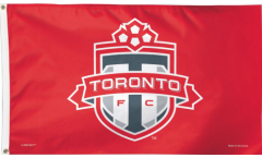 Flagge MLS Toronto FC - 90 x 150 cm