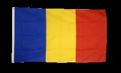 Flagge Tschad