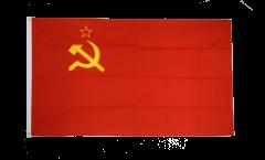 Flagge UDSSR Sowjetunion