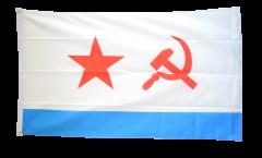 Flagge UDSSR Sowjetunion Marine - 90 x 150 cm