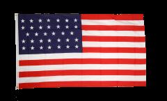 Flagge USA 34 Sterne