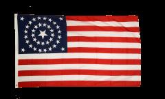 Flagge USA 38 Sterne 1877 - 90 x 150 cm