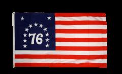 Flagge USA Bennington 76 - 90 x 150 cm