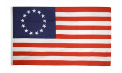 Flagge USA Betsy Ross 1777-1795