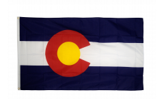 Flagge USA Colorado - 90 x 150 cm