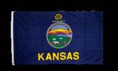 Flagge USA Kansas