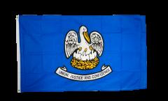 Flagge USA Louisiana - 90 x 150 cm