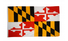 Flagge USA Maryland - 90 x 150 cm