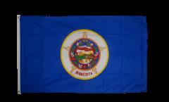 Flagge USA Minnesota