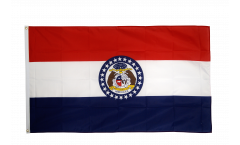 Flagge USA Missouri