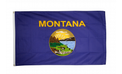 Flagge USA Montana - 90 x 150 cm