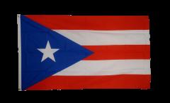 Flagge USA Puerto Rico