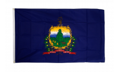 Flagge USA Vermont