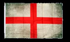 Flagge Vintage England St. George