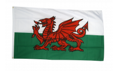 Flagge Wales