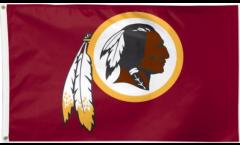 Flagge Washington Redskins