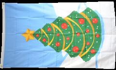 Flagge Weihnachtsbaum