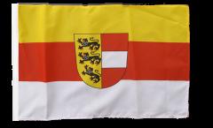Flagge Österreich Kärnten - 30 x 45 cm