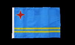 Flagge Aruba - 30 x 45 cm