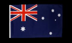 Flagge mit Hohlsaum Australien