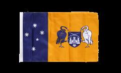 Flagge mit Hohlsaum Australien Australisches Hauptstadtterritorium