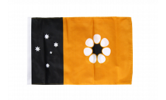 Flagge mit Hohlsaum Australien Northern Territory