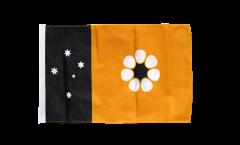Flagge mit Hohlsaum Australien Northern Territory