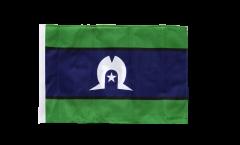 Flagge mit Hohlsaum Australien Torres Strait Islands