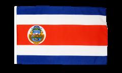 Flagge Costa Rica - 30 x 45 cm