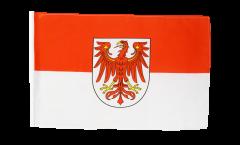 Flagge Deutschland Brandenburg - 30 x 45 cm