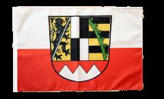 Flagge Deutschland Oberfranken - 30 x 45 cm