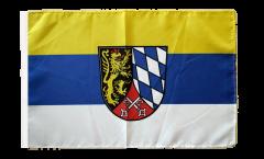 Flagge Deutschland Oberpfalz - 30 x 45 cm