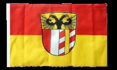 Flagge Deutschland Schwaben - 30 x 45 cm