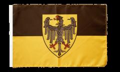 Flagge Deutschland Stadt Aachen - 30 x 45 cm