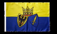 Flagge Deutschland Stadt Essen - 30 x 45 cm