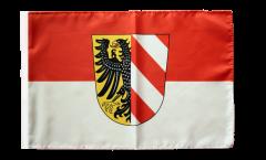 Flagge Deutschland Stadt Nürnberg - 30 x 45 cm