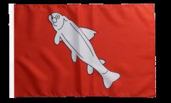 Flagge Frankreich Annecy - 30 x 45 cm