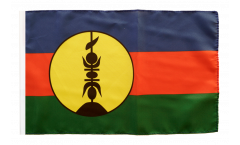 Flagge Frankreich Neukaledonien Kanaky - 30 x 45 cm