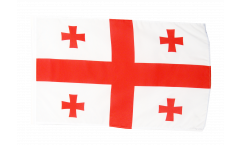 Flagge Georgien - 30 x 45 cm