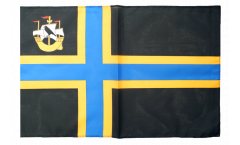Flagge mit Hohlsaum Großbritannien Caithness